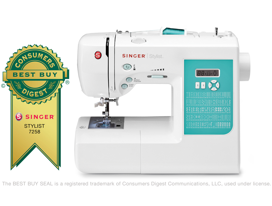 singer sewing machine 7258
