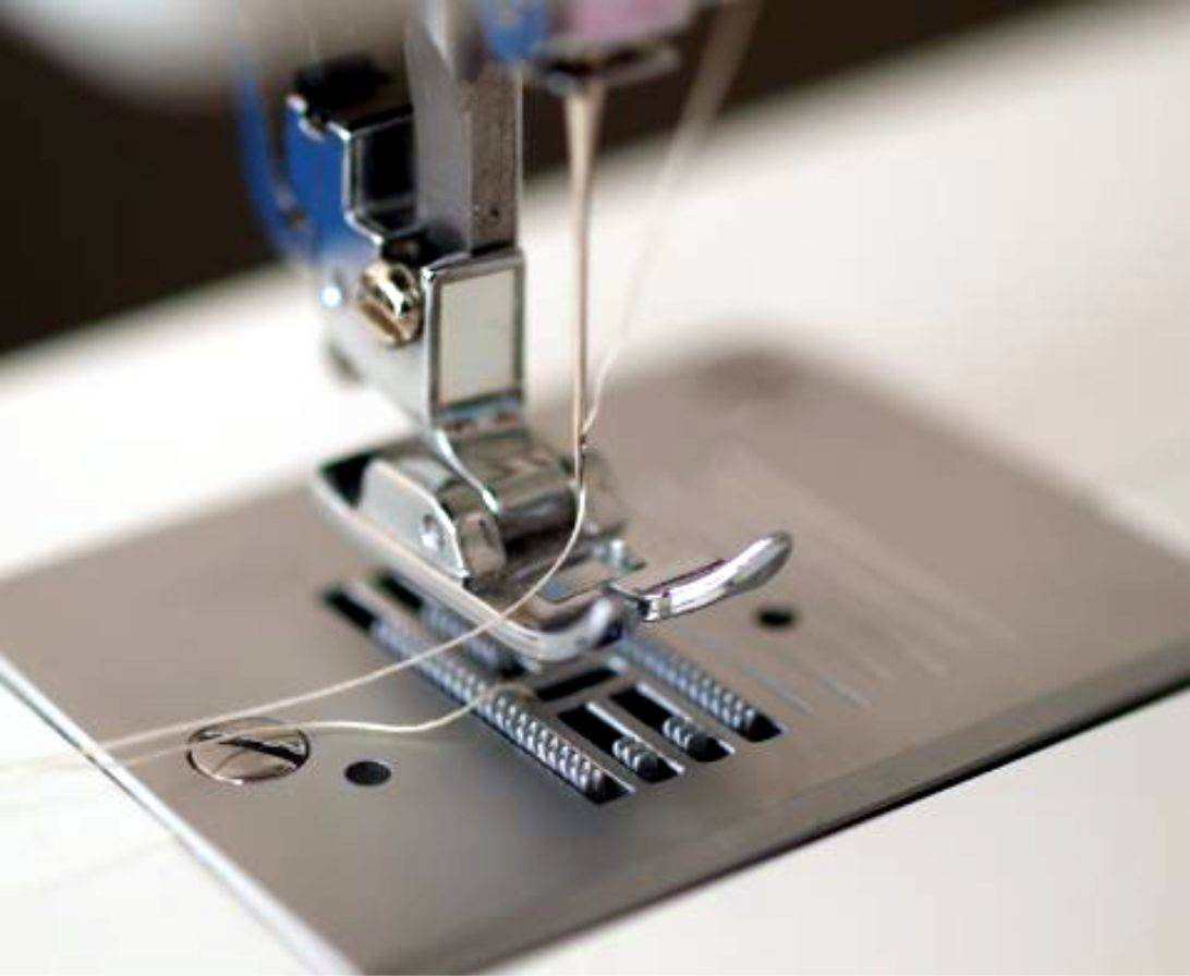 easy home sewing machine instructions