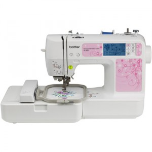 Brother SE500 embroidery-only machine