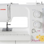 Janome Magnolia 7318 - best starter sewing machine