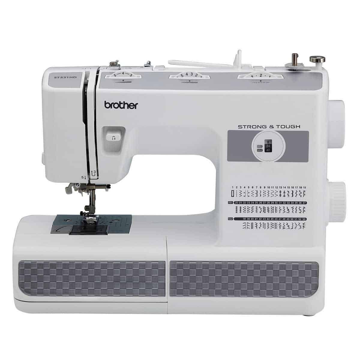 Brother ST531HD Heavy Duty Sewing Machine