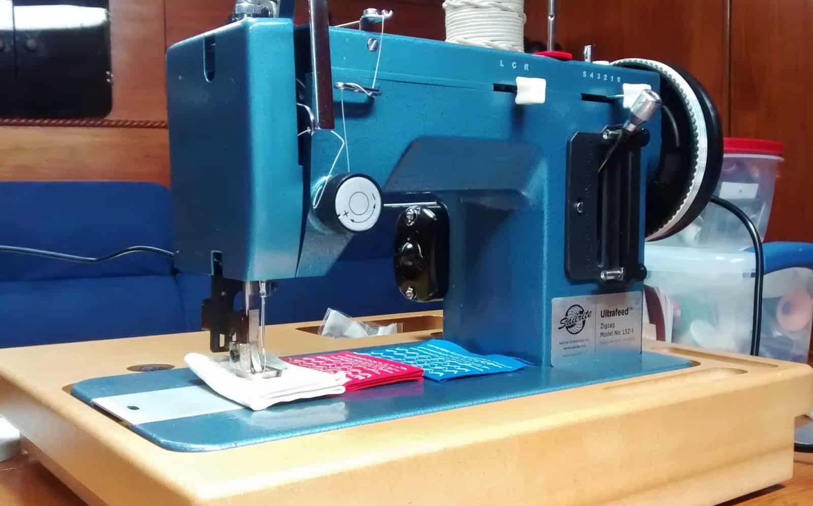 Sailrite LSZ-1 Heavy Duty Sewing Machine