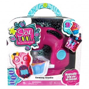 The Best Toy Sewing Machine? Sew Cool Sewing Machine