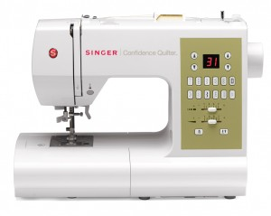 Singer Confidence Quilter 9960