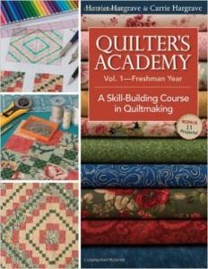Quilter's Academy Volume 1 - Freshman Year