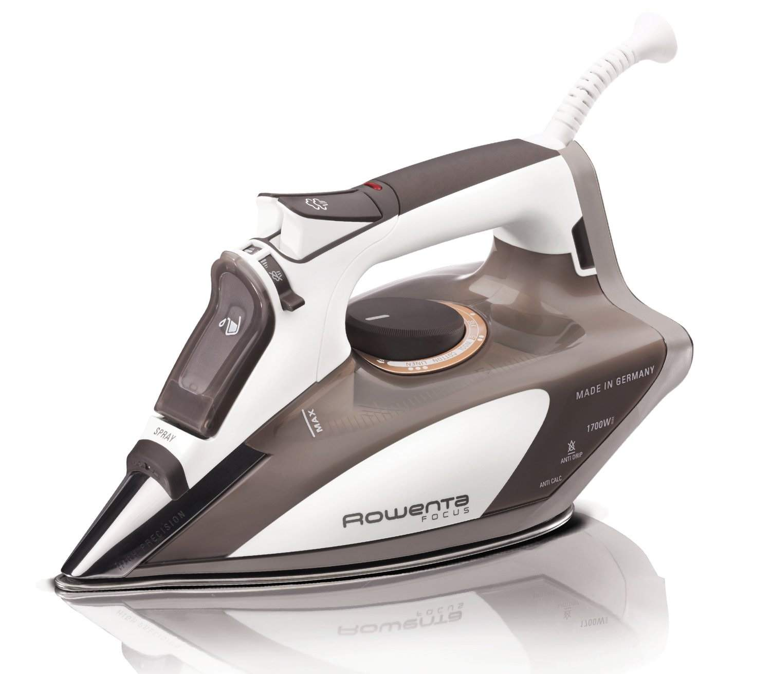 The 4 Best Steam Iron for Sewers - Our Reviews & Pressing Tips