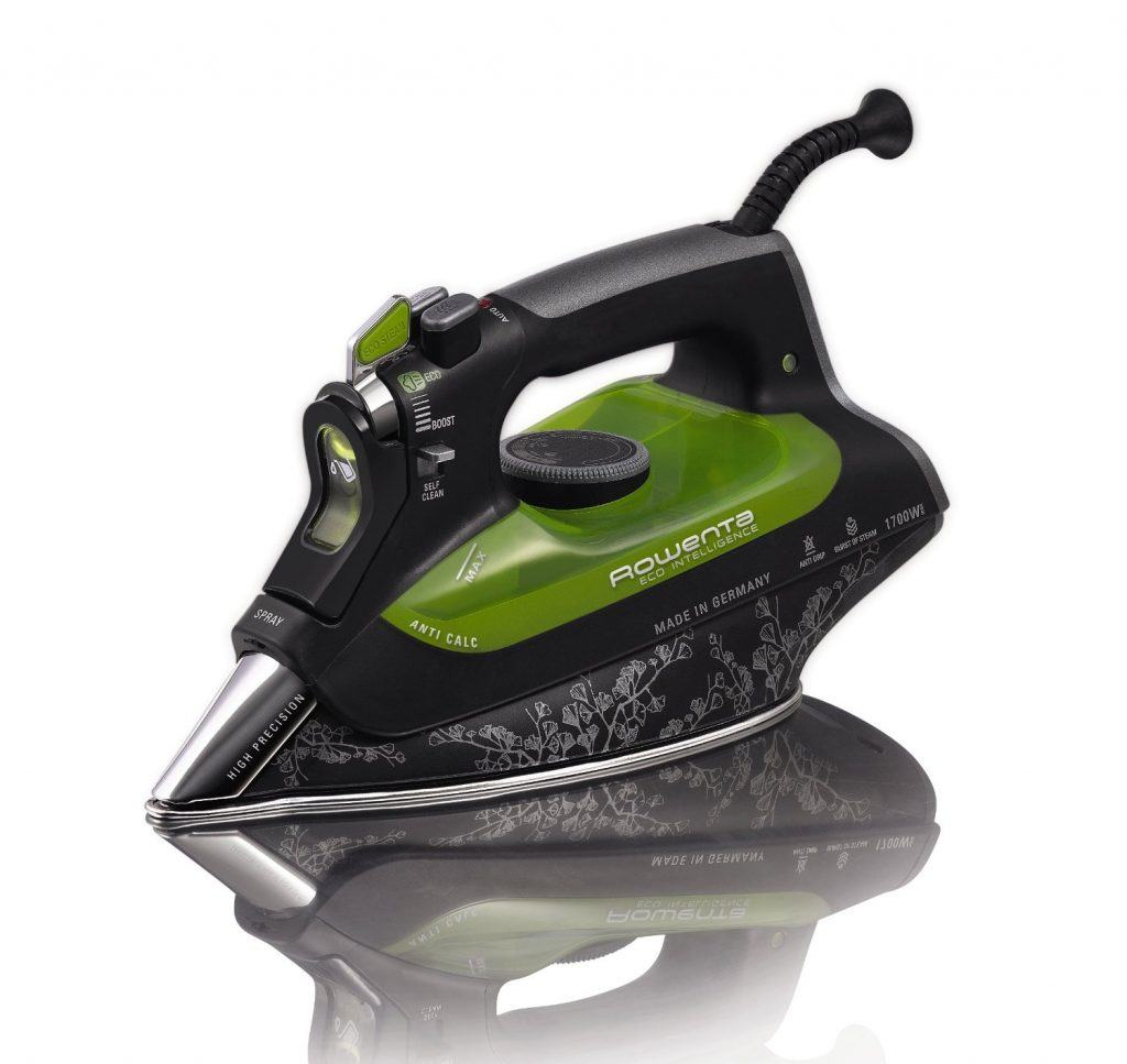 Rowenta DW6080 Eco-Intelligence Steam Iron