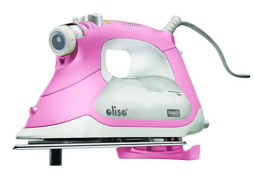 Oliso TG1600 Pro Smart Iron for Sewing or Quilting