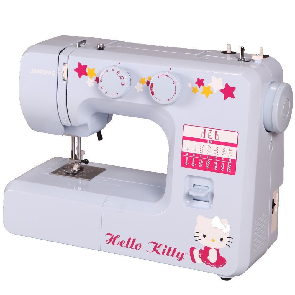 Janome 15312 sewing machine