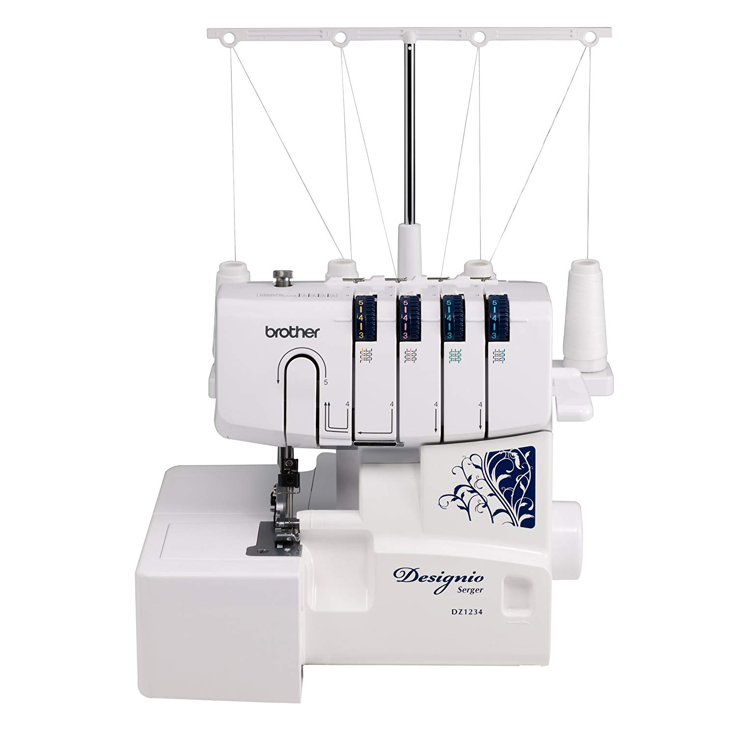 Brother Designio Series serger sewing machine