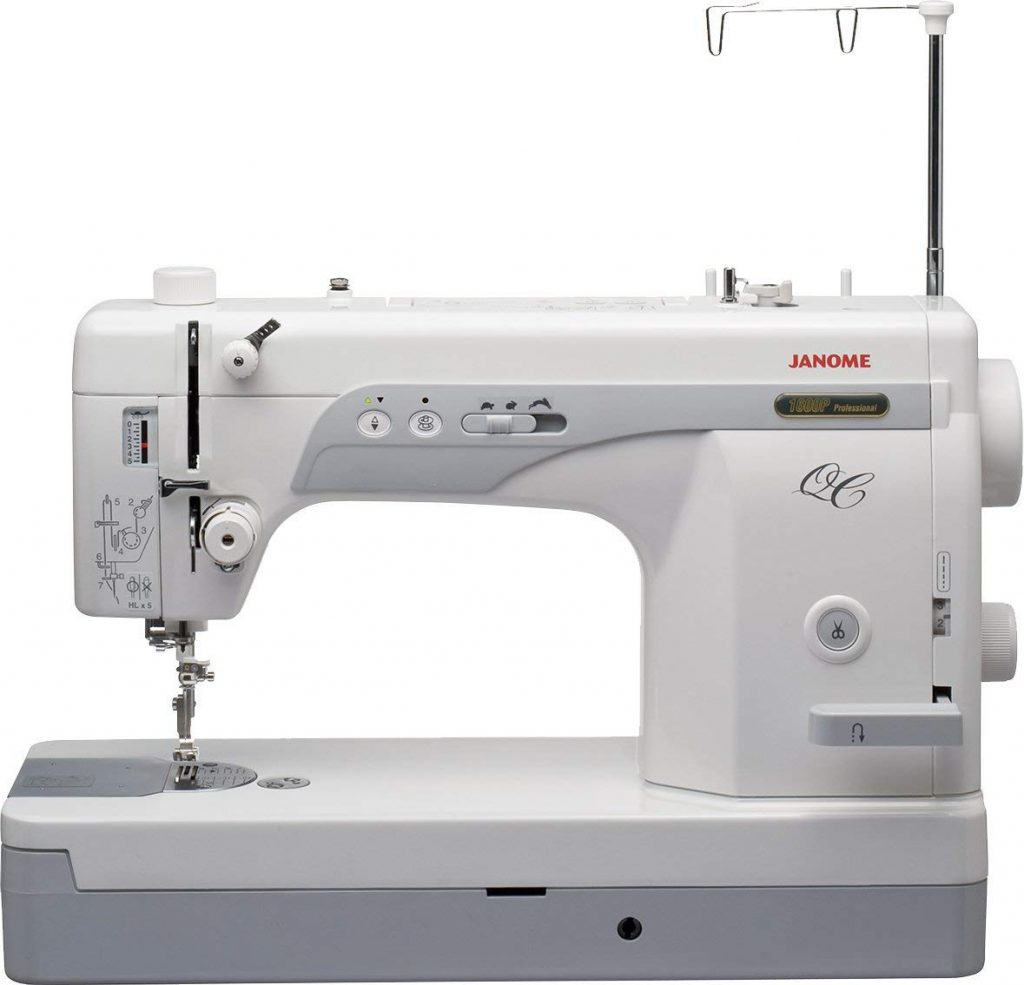 Janome 1600P-QC Straight-Stitch Machine