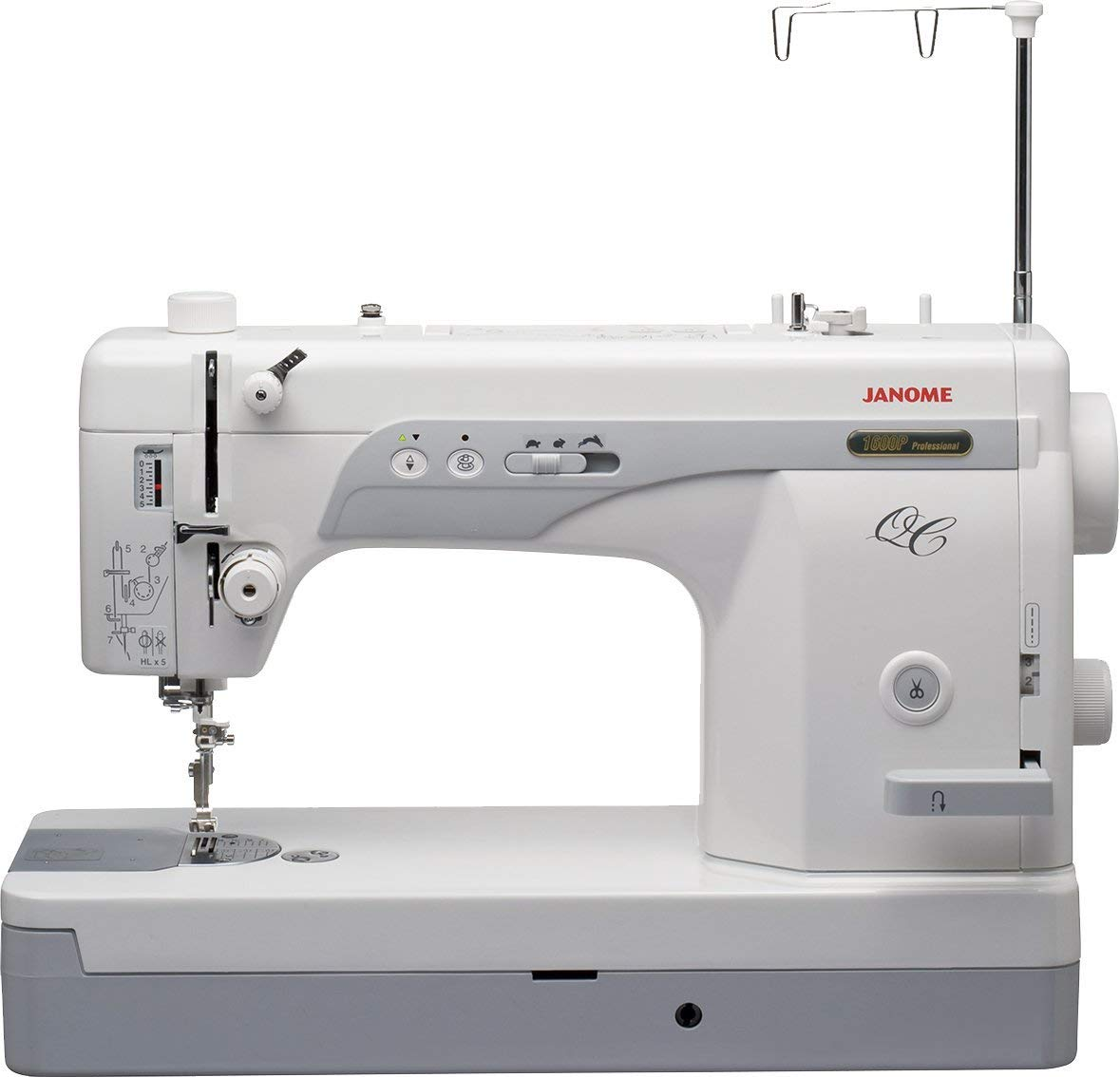 Janome 1600p quilting sewing machine